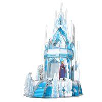 Frozen 2 3D Puzzle Ice Palace 47 Teile Durchscheinend Blau