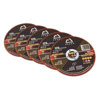 Merryland 115 mm Edelstahl-Schneidscheibe für Winkelschleifer pro 25