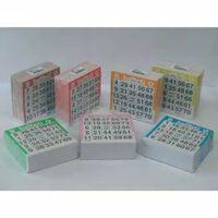 Bingo-Karten 500 Stück