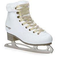 Skating Fine Damen weiß Größe 42