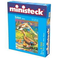 Ministeck - Enten – 9750st - Mosaiksteine