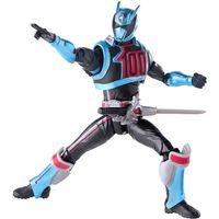 Power Rangers Actionfigur - Shadow Ranger, 15 cm