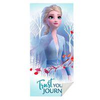 Frozen 2, Handtuch - Elsa, Trust Your Journey