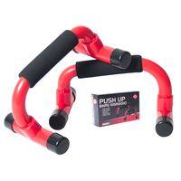Fitness Liegestütze - Push-up-stange 2 Stück - Schaumstoff -