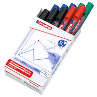 edding Whiteboard-Marker 10 Stk. Mehrfarbig 360