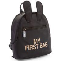 CHILDHOME Kinderrucksack My First Bag Schwarz