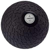 Avento Slam Ball Texturiert 4 kg Schwarz