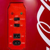 Coca-Cola Mini-Kühlschrank Cool Can 10 9,5L
