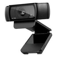 Logitech C920 Hd Pro Webcam Schwarz