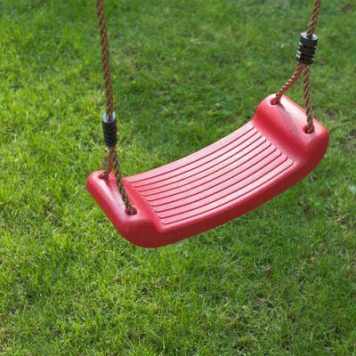 Swing King Kunststoff-Schaukelsitz rot 2521010, Rot