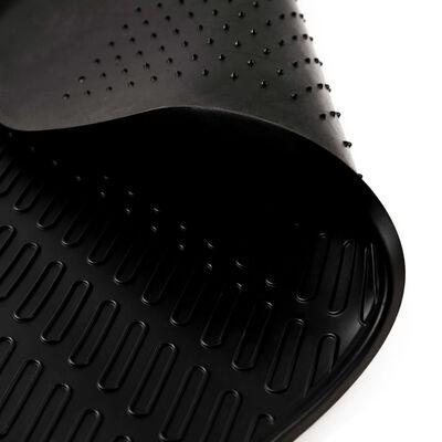 vidaXL Gummi-Fußmatten-Set 4-tlg. für BMW 5er-Reihe (E39),