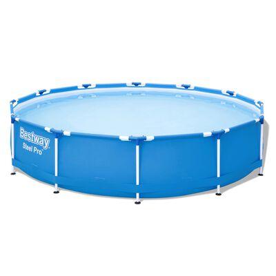 Bestway Swimmingpool Steel Pro Rahmen 366 x 76 cm,