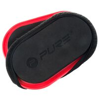 Pure2Improve Slide-Pads 2 Stk Schwarz P2I200230