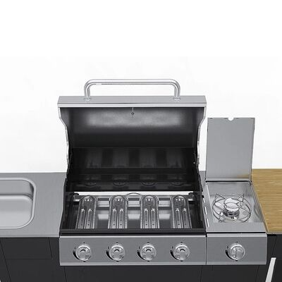 G-BBQ KIT 4+1 DE MODEL