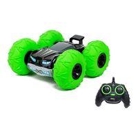 Exost Ferngesteuertes Spielzeug-Stuntauto 360 Tornado 1:10 Grün