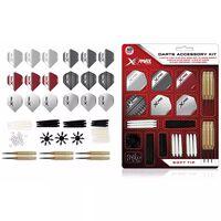 XQmax Darts 90-tlg. Darts-Zubehörsatz 18 g weiche Spitzen QD7000710