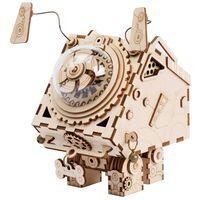 Robotime Spieluhr Modellbausatz Steampunk Seymour