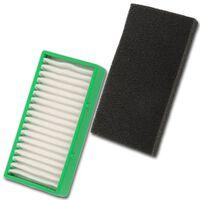 Filter HEPA mit Schaumstoff-Filter EXTREM AIR MOTION