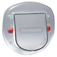 PetSafe 4-Wege Haustierklappe 270 Matt 5000