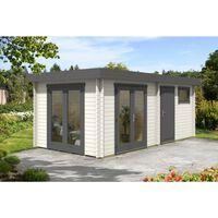 Carlsson Gartenhaus Vönix-40 ISO