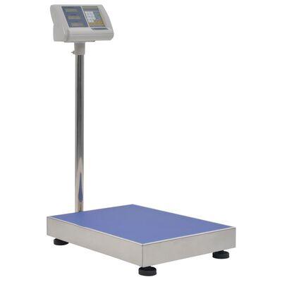 vidaXL Digitale Plattformwaage 300 kg mit Akku