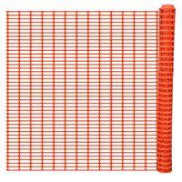 vidaXL Sichtschutznetz 50 m Orange