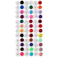 36 Farben Nagelkunst Uv Gel Reine Farben Design-auszeichnungen