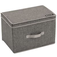 Outwell Faltbare Aufbewahrungsbox Palmar L Grau Polyester 470356