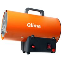 Qlima Gasheizgebläse GFA 1010 25 W Orange