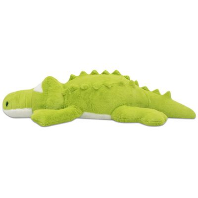 vidaXL Kuscheltier Krokodil XXL 150 cm
