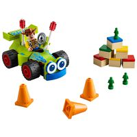 Lego Toy Story Woody und RC 10766