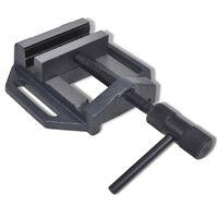 vidaXL Maschinenschraubstock Handbetrieben 90 mm