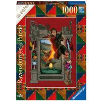 Puzzle Bei Harry Potter 4 1000p