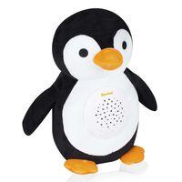 Baninni Sternenprojektor Penguin Schwarz
