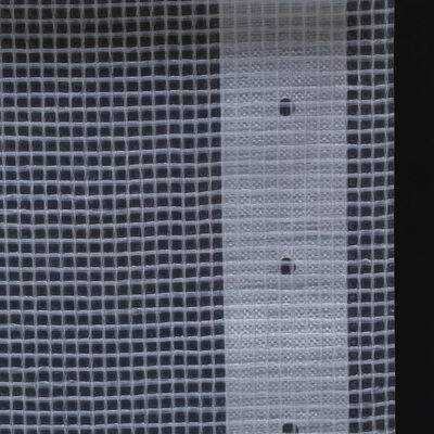 vidaXL Leno-Abdeckplane Weiß 2 x 3 m 260 g/m² ,