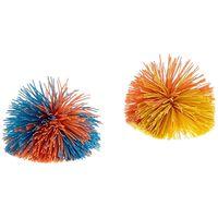 Buschwusch Midi / Kooshball Pom Pom Ball | Set Von 2 | Zum Werfen Und