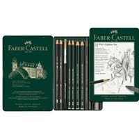 Faber Castell FC Grafietset 112972 Faber-Castell Pitt 11 Stück