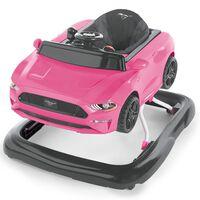 Bright Starts 3-in-1 Lauflernhilfe Ford Mustang Rosa