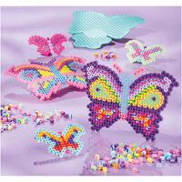 Totum Bügel Eisen auf Beads Schmetterlinge +1500 Einheiten